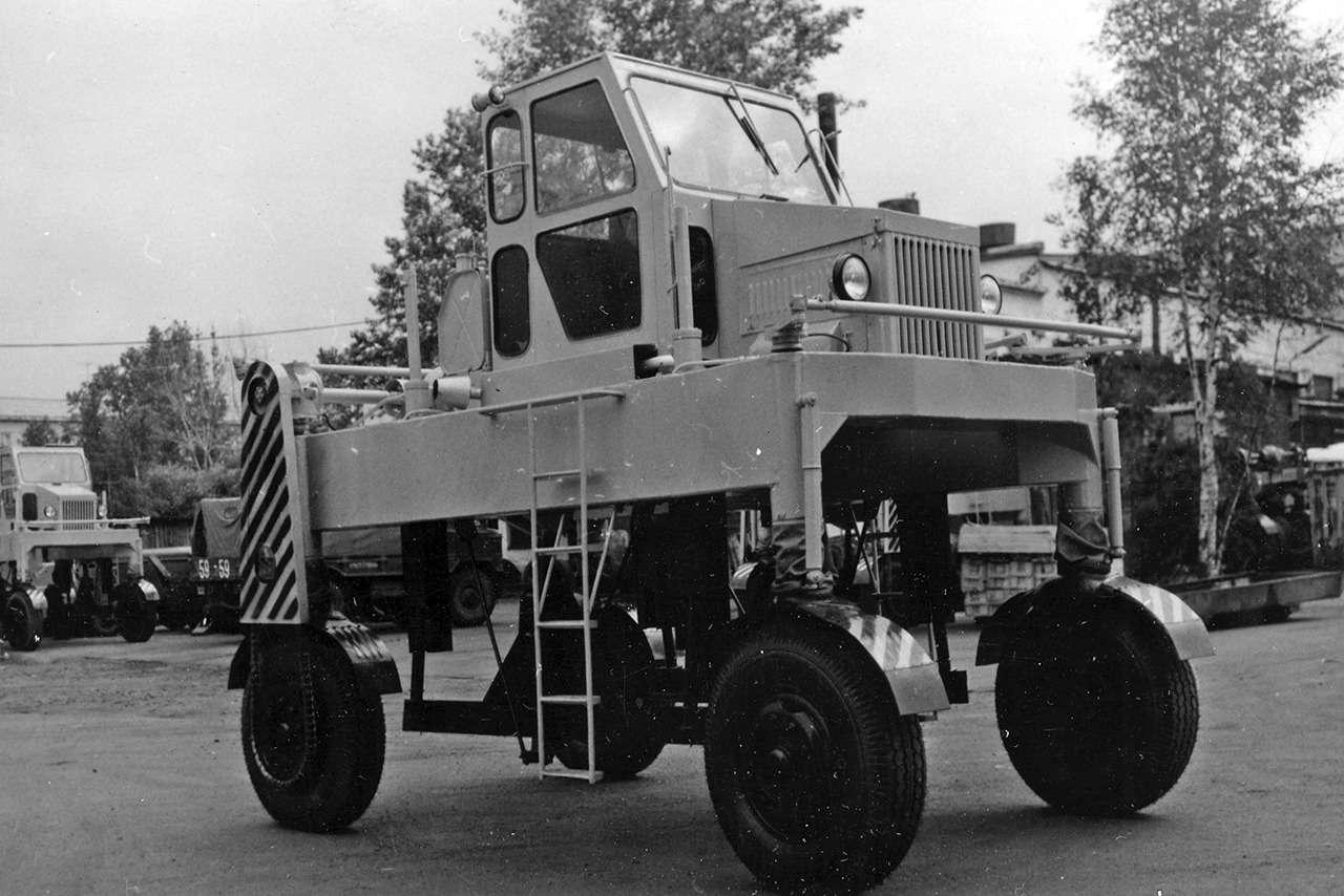 Нарочно не придумаешь: 10самых чудных советских грузовиков— фото 1274712