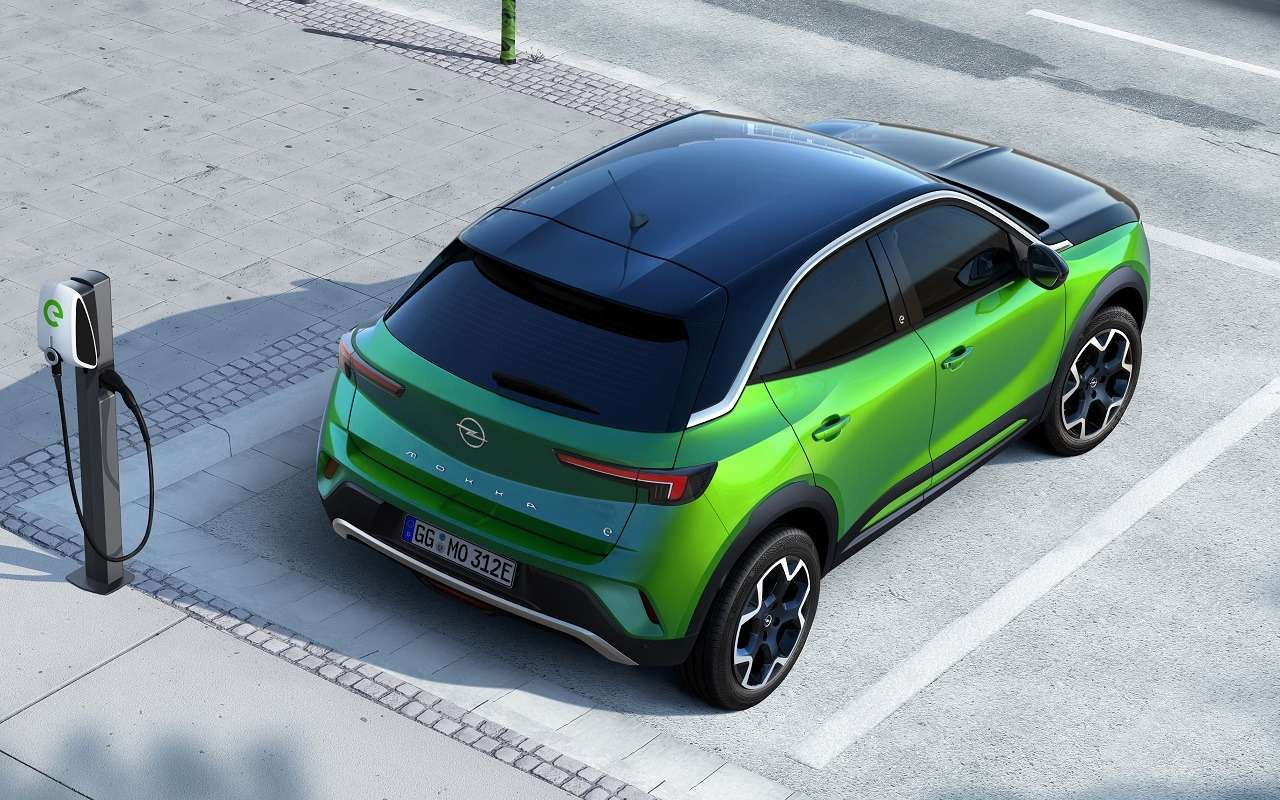 Opel представил новое поколение Mokka— фото 1141663