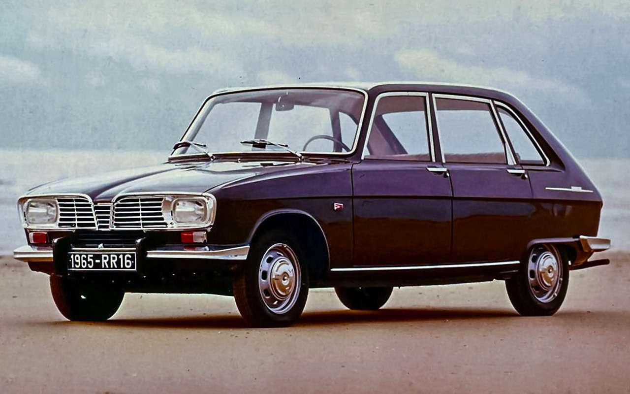 Модели Renault— великие инезнакомые— фото 915681