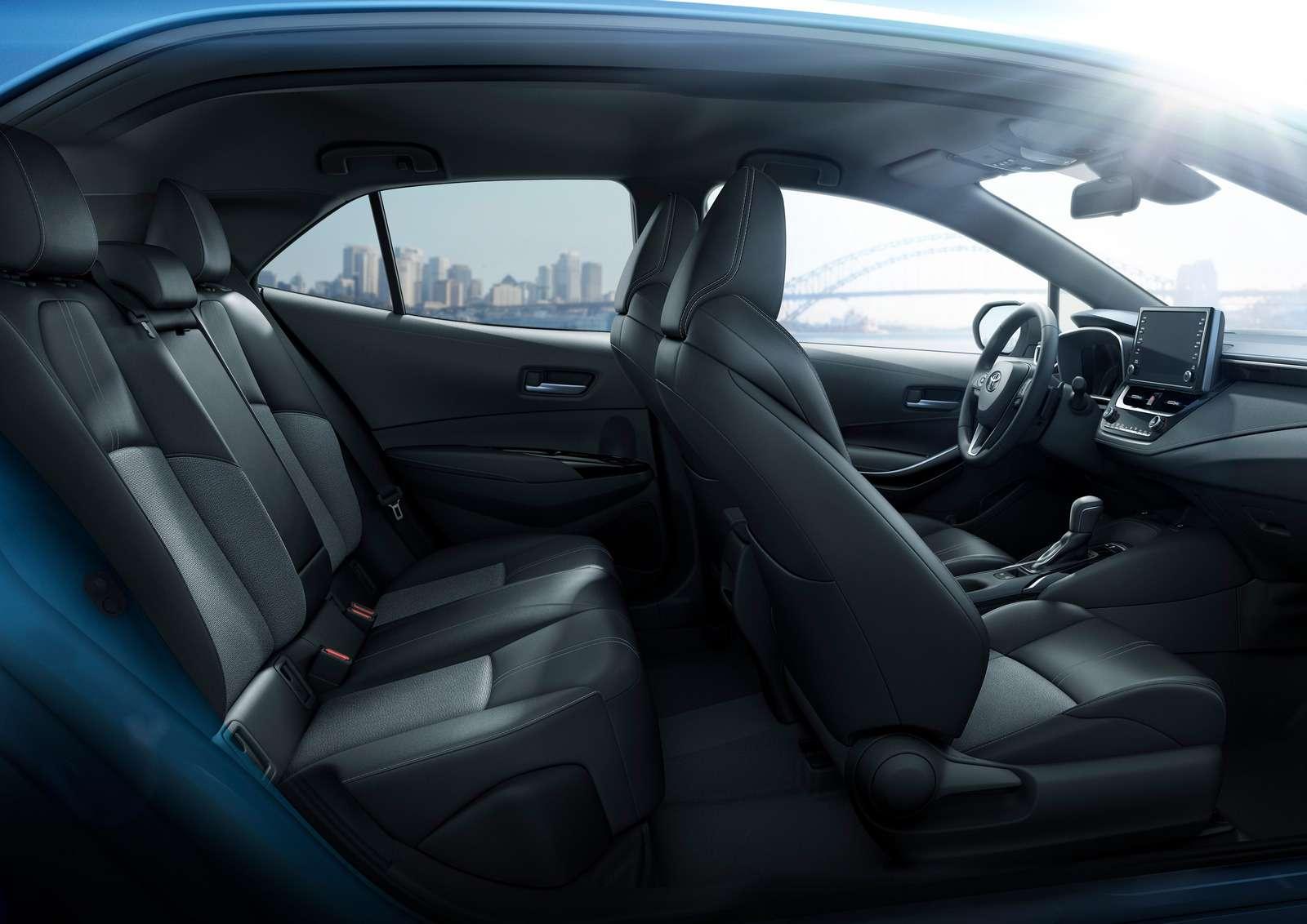 Новая Toyota Corolla: они назвали еенеудержимой!— фото 856194