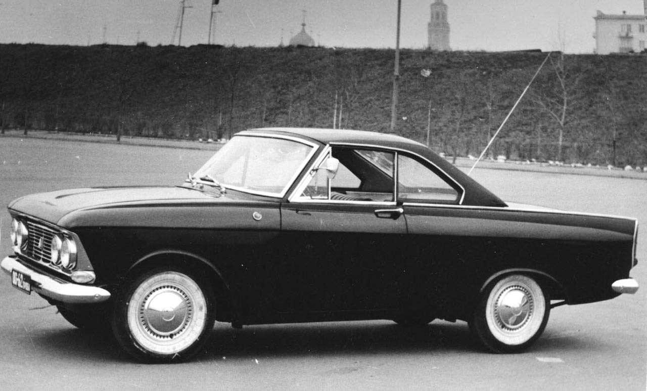 Спорткары, кабриолеты, родстеры... 15уникальных советских машин— фото 984959