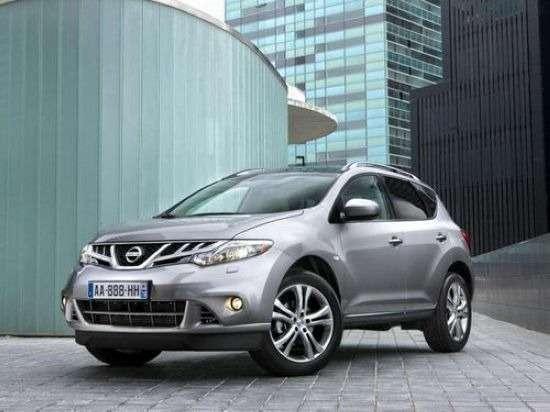 Nissan готовит кзапуску китайский Murano