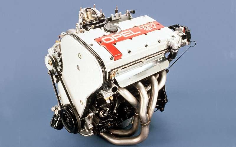 Неизвестная история вазовской «десятки» смотором Opel