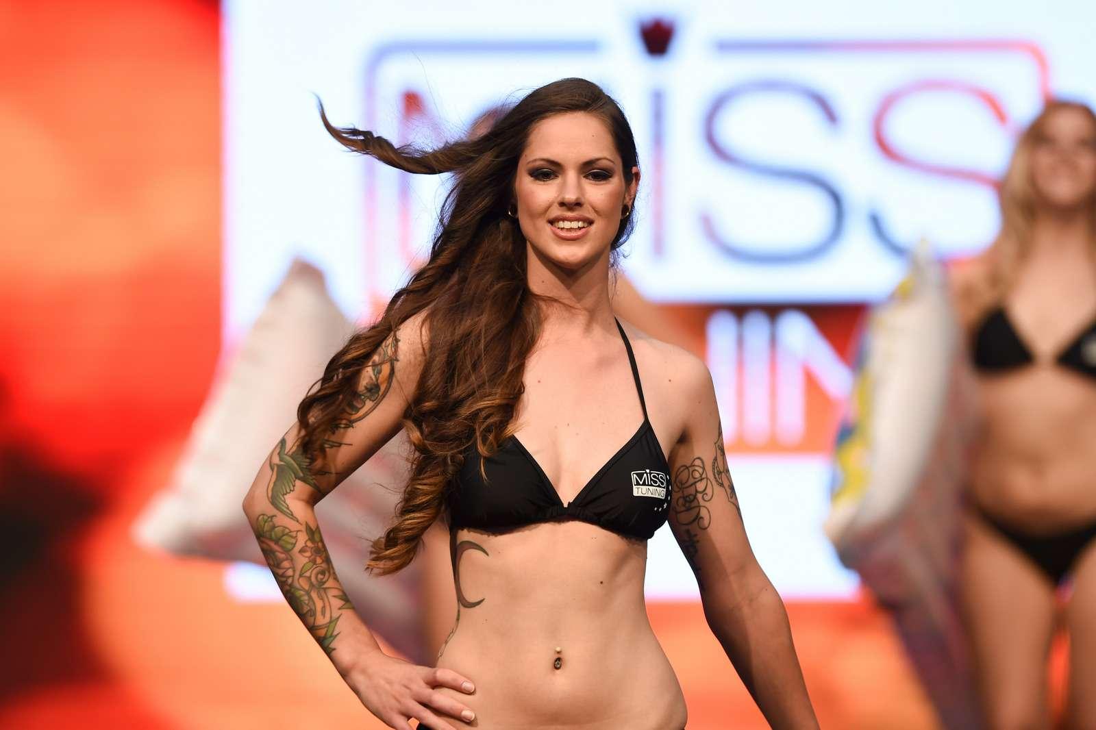 Победительница конкурса Miss Tuning 2018+ галерея ееконкуренток— фото 870320