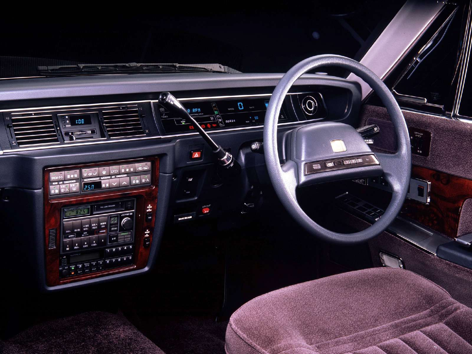 Императорская Toyota— 50лет эволюции— фото 801825