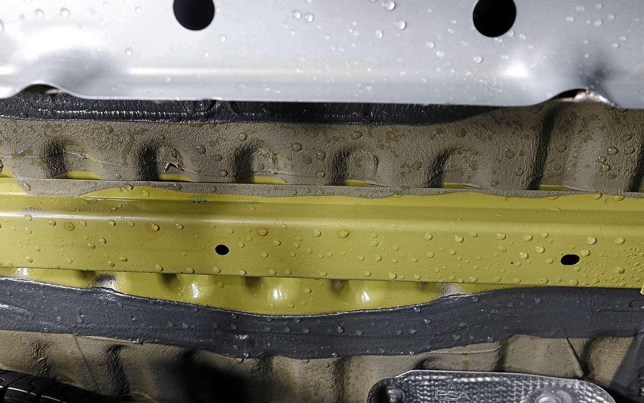 Peugeot Partner изКалуги: рассмотрели совсех сторон!— фото 1231050