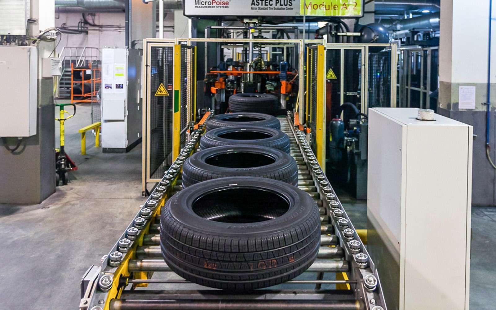 Черная кухня: как делают автомобильные шины— фото 679396