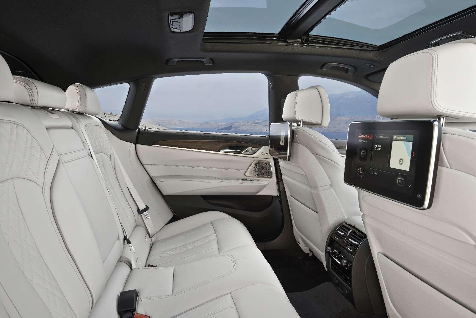 Новый лифтбек BMW 6-й серии Gran Turismo— лучше, чем «сарай»!— фото 764552