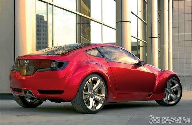 Mazda Kabura. ВОСТОЧНАЯ ХИТРОСТЬ— фото 66166