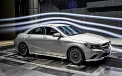 Mercedes-Benz CLA BlueEFFICIENCY