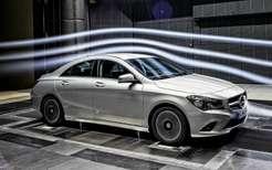 Mercedes-Benz CLA BlueEFFICIENCY