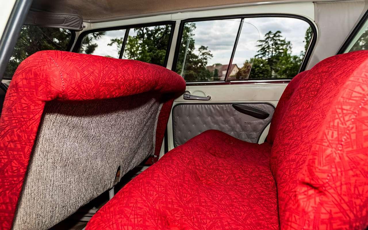 Самый массовый автомобиль Франции— ретротест местной Лады— фото 994529