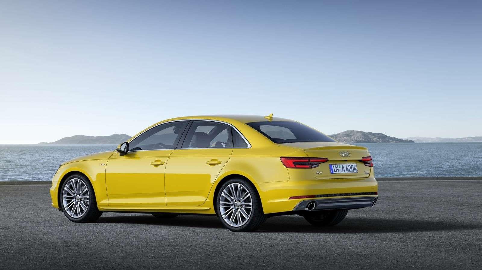 Audi A42.0 TFSI quattro 11
