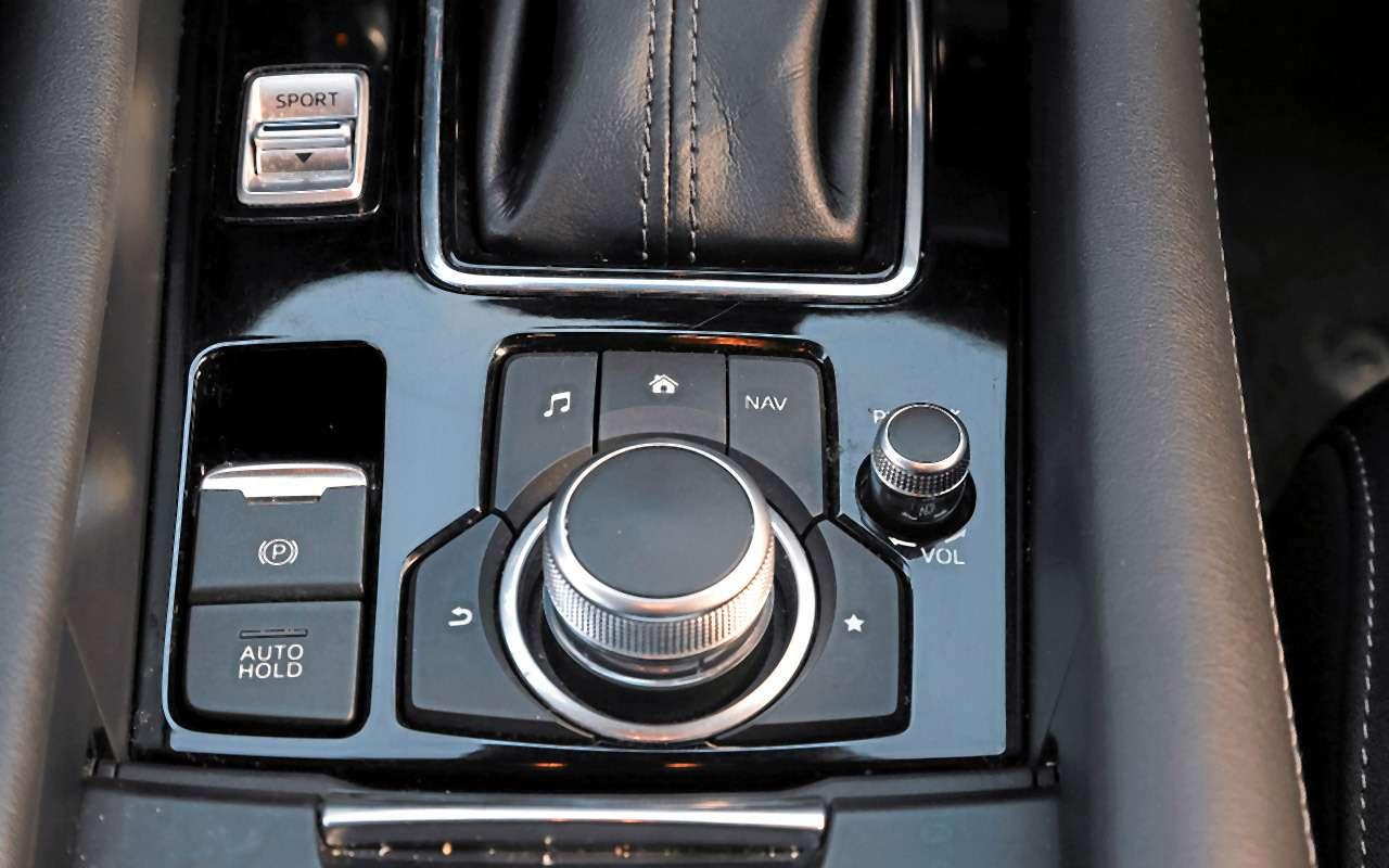 Skoda Octavia, Kia K5, Mazda 6— большой тест— фото 1221379