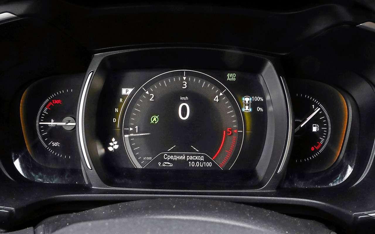 Hyundai Santa Feпротив конкурентов: большой тест кроссоверов— фото 931459