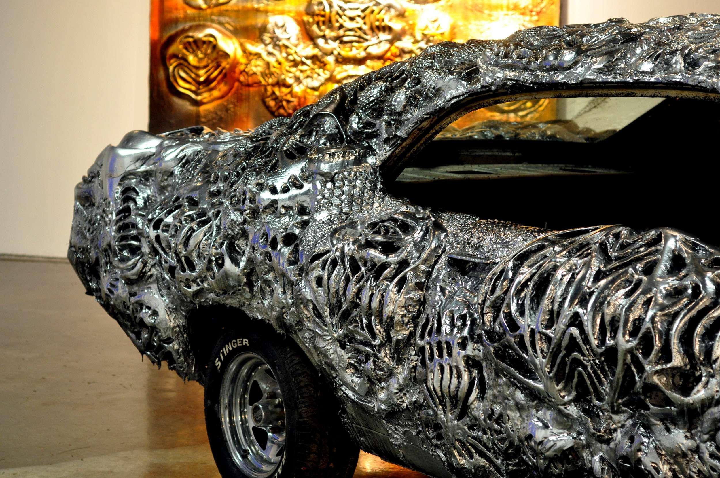Автомобиль-ужас из3D-принтера: распечатал ипродал— фото 695703