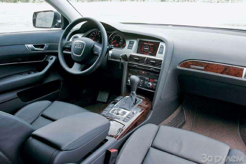 Тест Audi A6Allroad, Cadillac SRX, Volvo XC70. Выше среднего— фото 67358