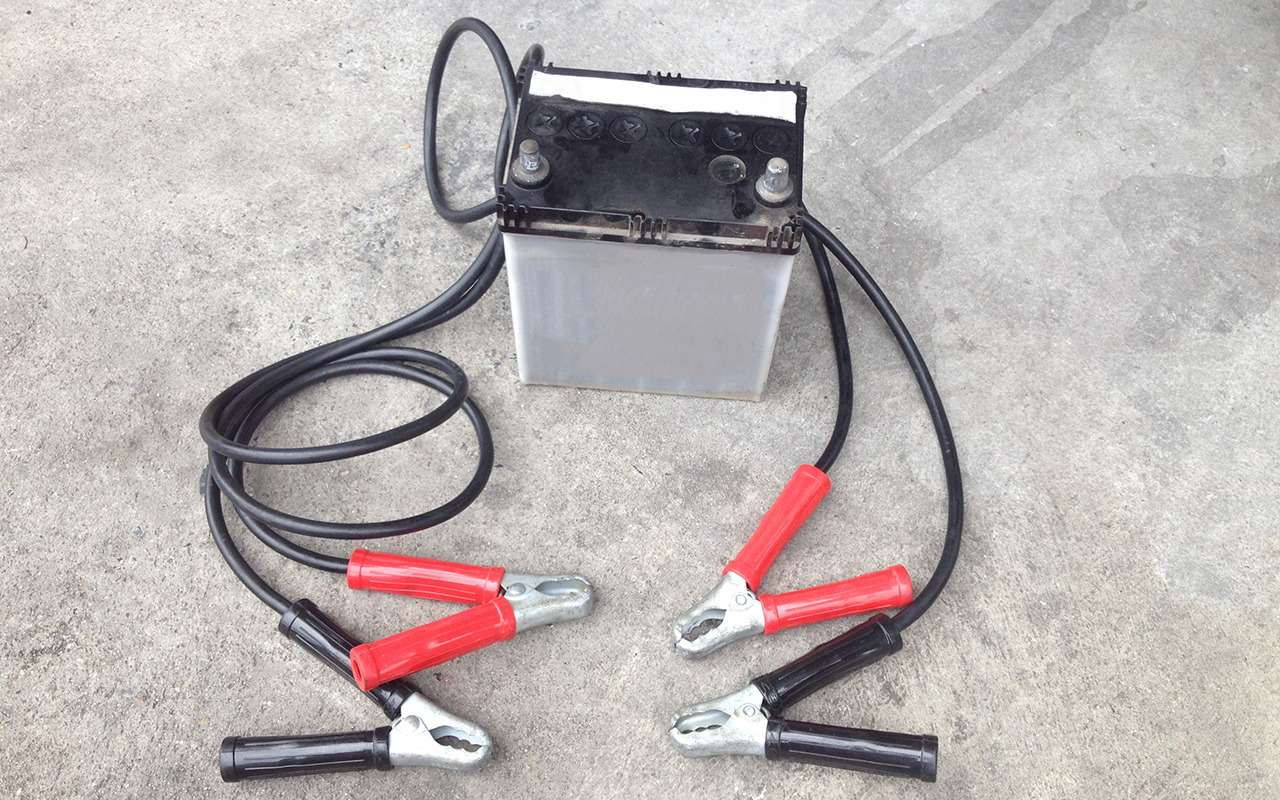 20причин, почему машина может загореться— фото 911450