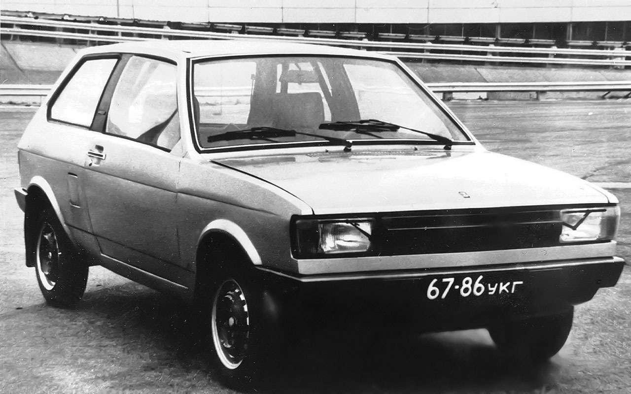 ВАЗ-3Э1101 1976