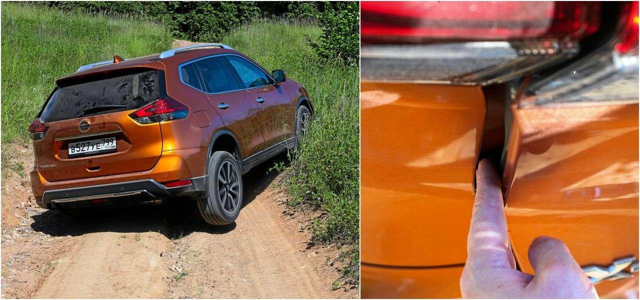 Hyundai Tucson, Toyota RAV4,  Nissan X‑Trail— тест вцифрах— фото 1277892