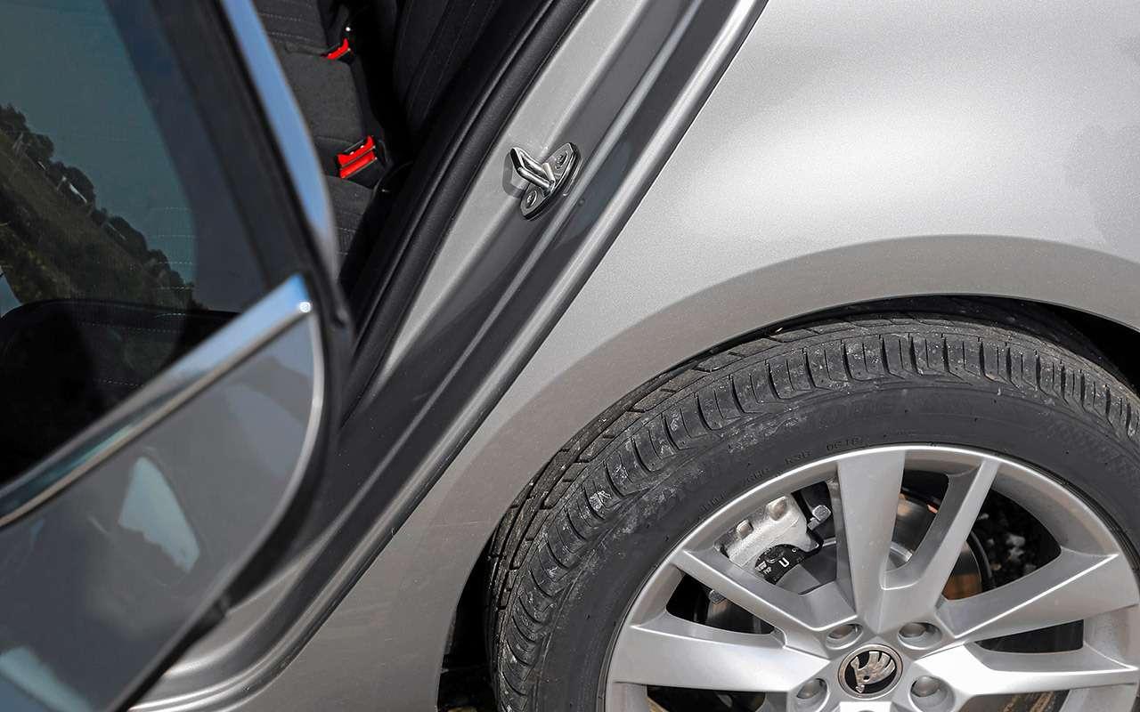 Новый Kia Ceed против лидеров гольф-класса: большой тест-драйв— фото 918630
