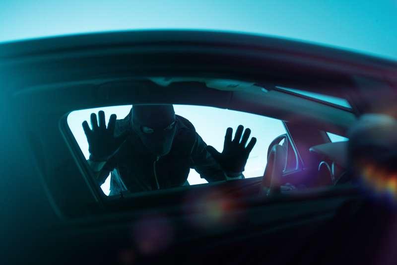 Защищенные от угона автомобили