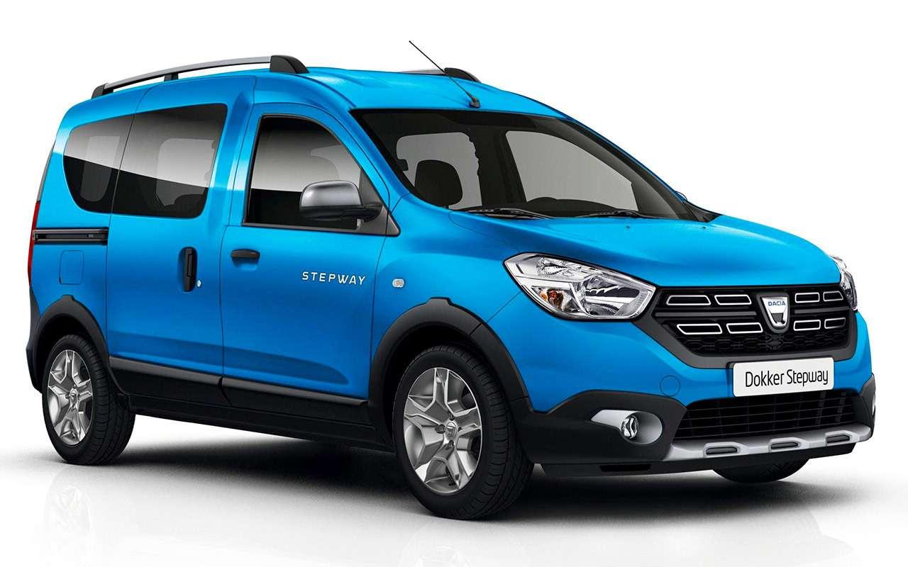Renault длябизнеса: тест «тонника» Master— фото 994264