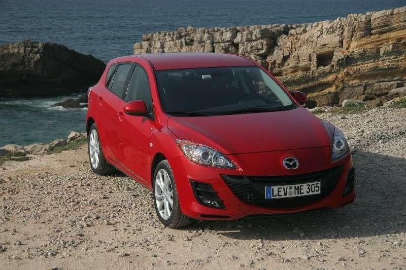 Mazda3: Прощай молодость— фото 92665
