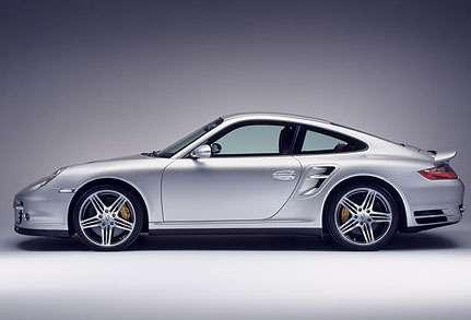 Первые официальные фотографии нового Porsсhe 911 Turbo— фото 106654