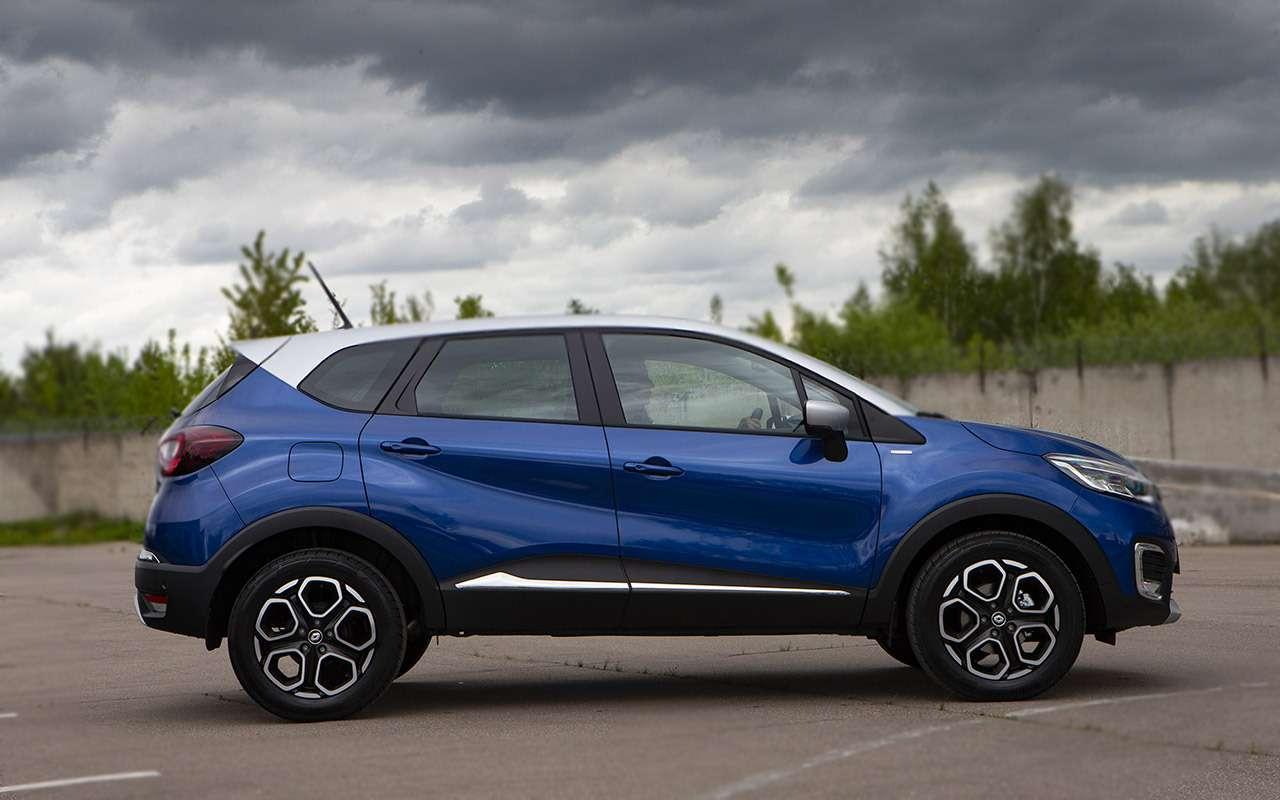 Обновленный Renault Kaptur: честные отзывы владельцев— фото 1261659