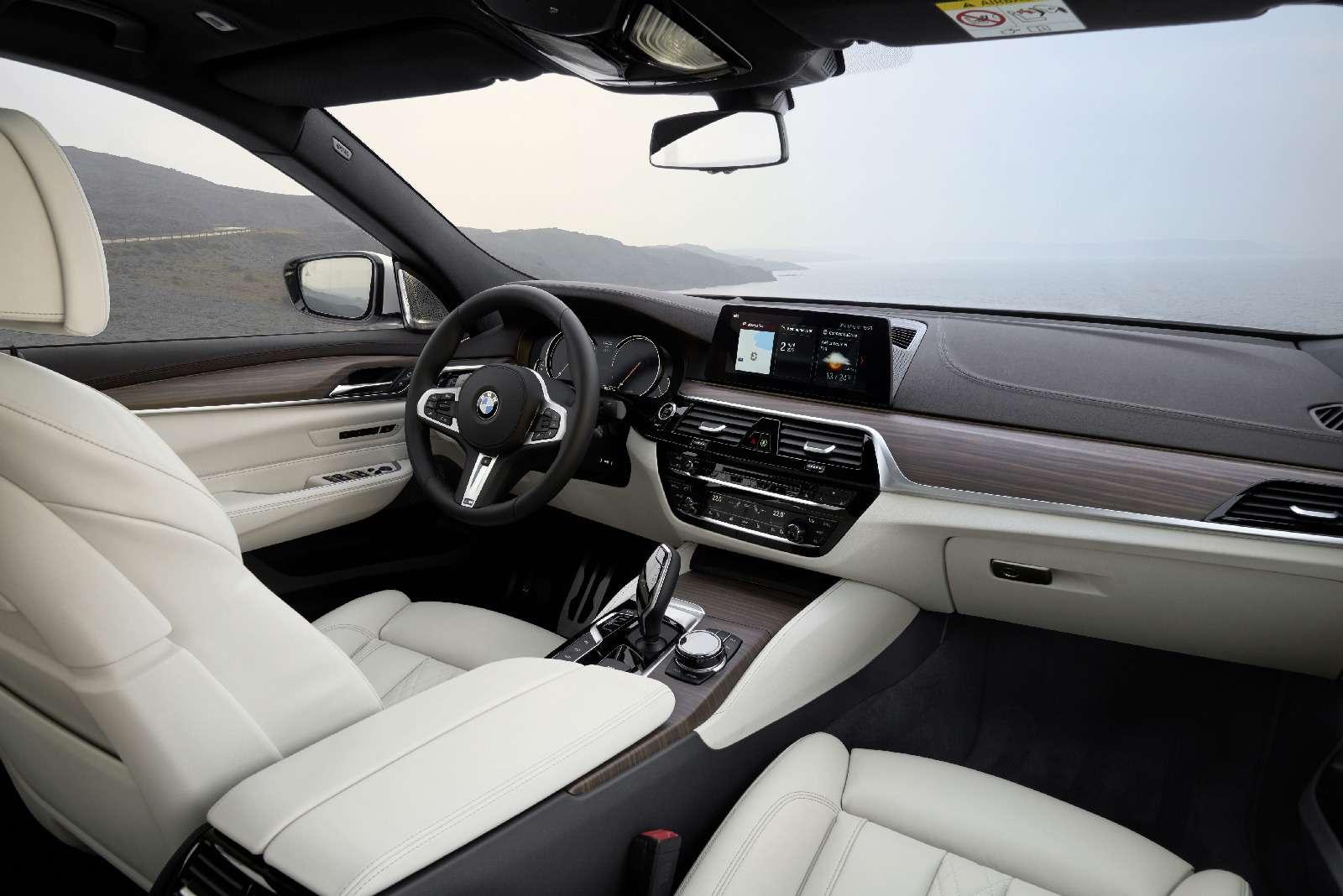 Новый лифтбек BMW 6-й серии Gran Turismo— лучше, чем «сарай»!— фото 764549