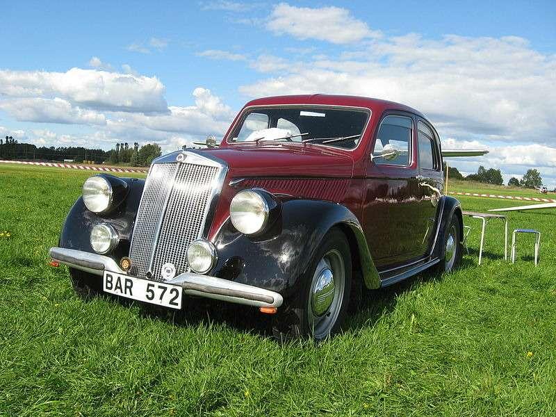 1937 LanciaAprilia