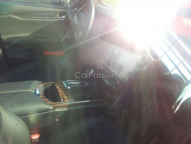 NewMaserati Quattroporte test prototype interior 1_no_copyright