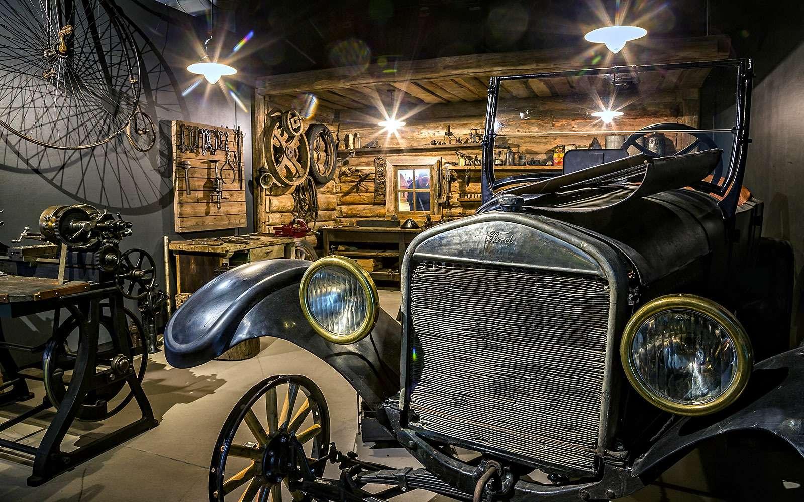 Рижский мотор-музей после реконструкции: они— живые!— фото 641610