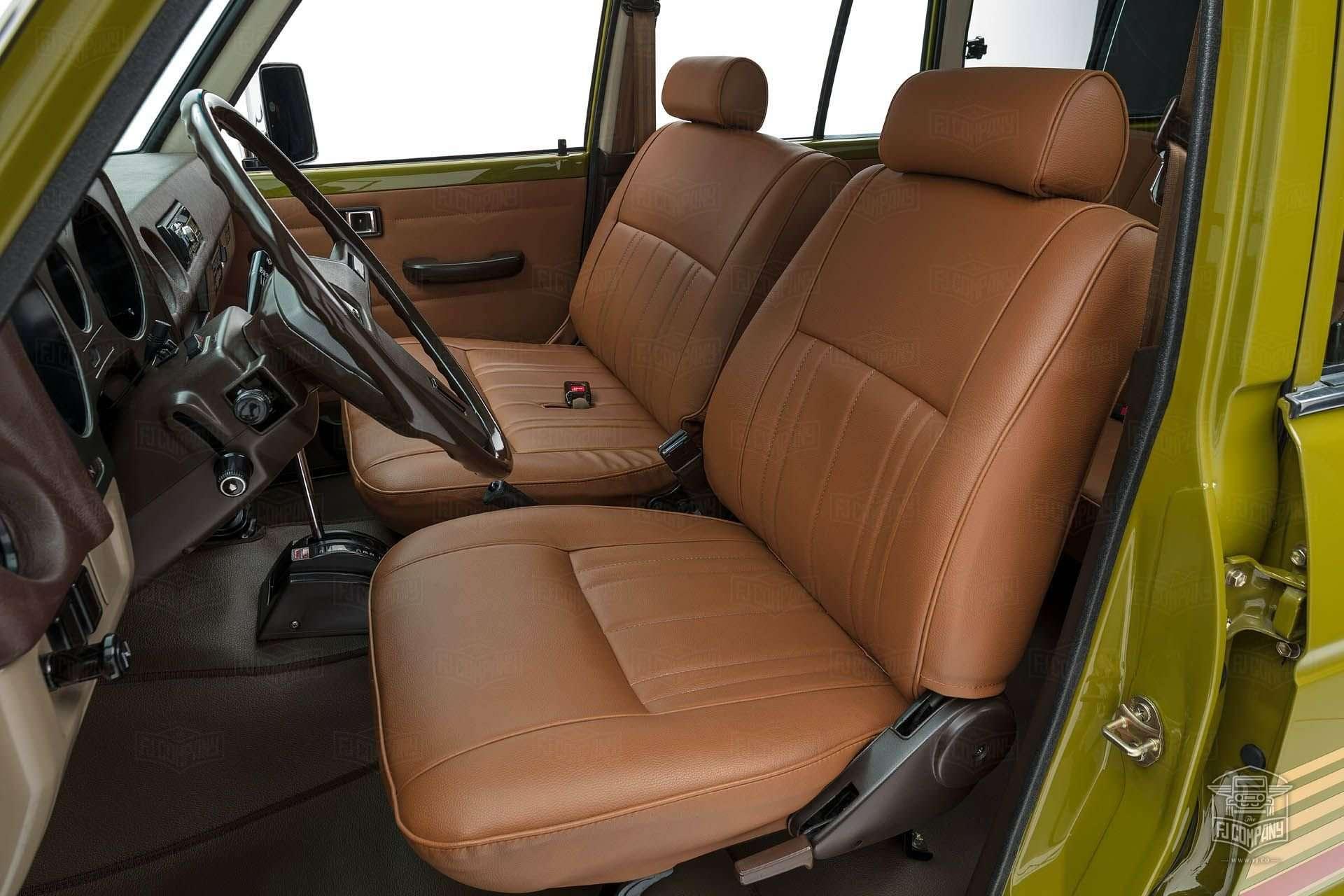 Абсолютно новый Toyota Land Cruiser 1986 года. Да, такое бывает!— фото 877233