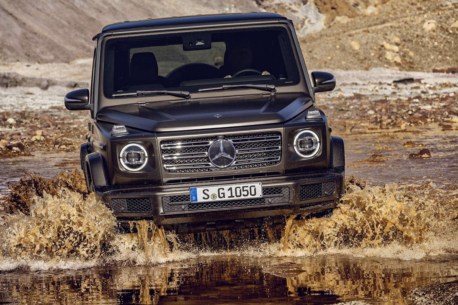Самые крутые Mercedes-AMG станут гибридными