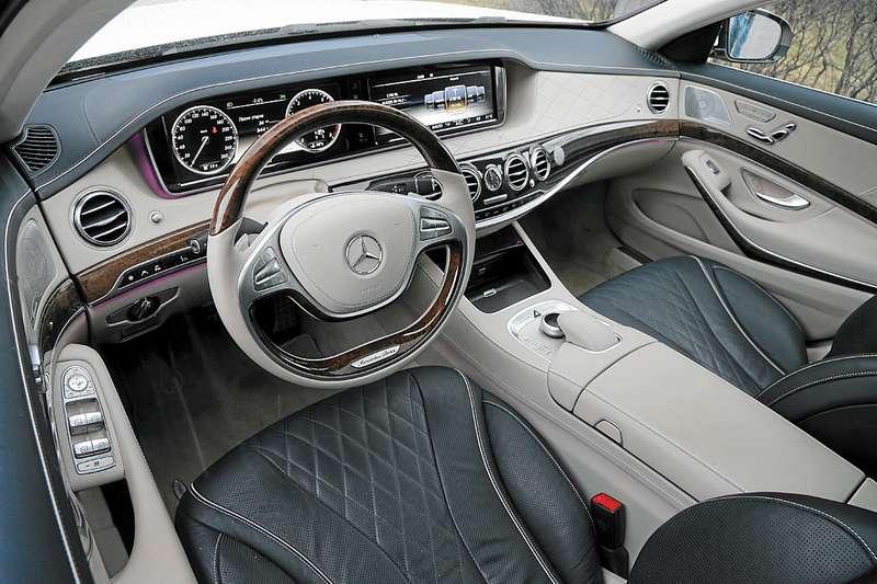 Mercedes-Benz S500