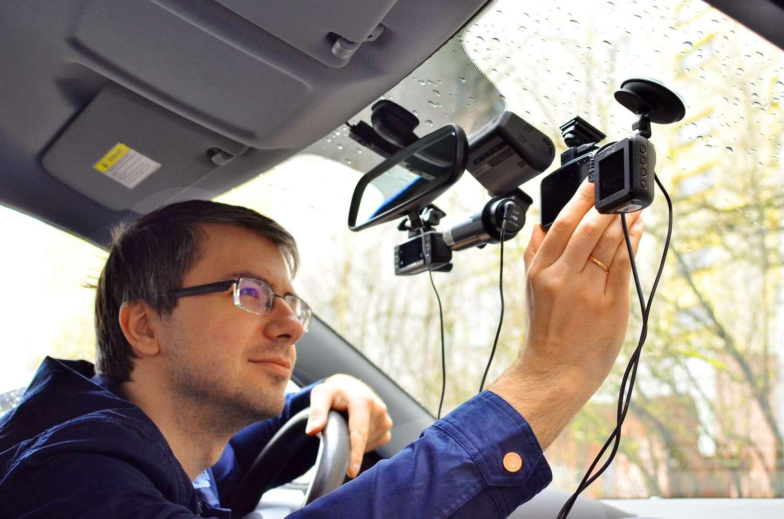 Супертест ЗР— дорогущие видеорегистраторы иудалой бюджетник— фото 773433