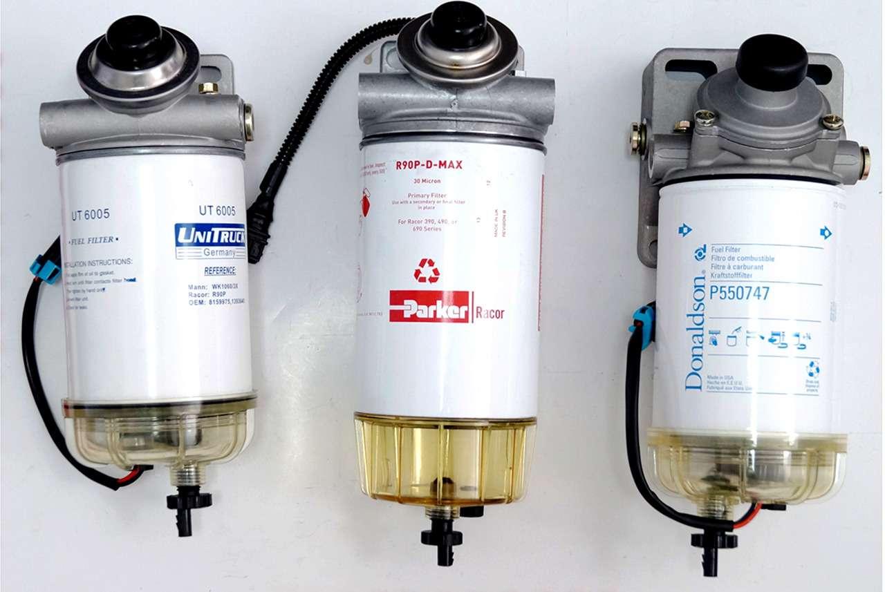Топливный фильтр: менять или итак сойдет?— фото 824404