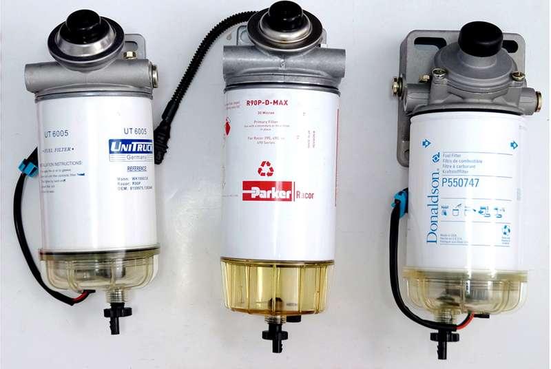 Топливный фильтр: менять или итак сойдет?