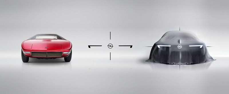 Opel кардинально меняет дизайн своих моделей