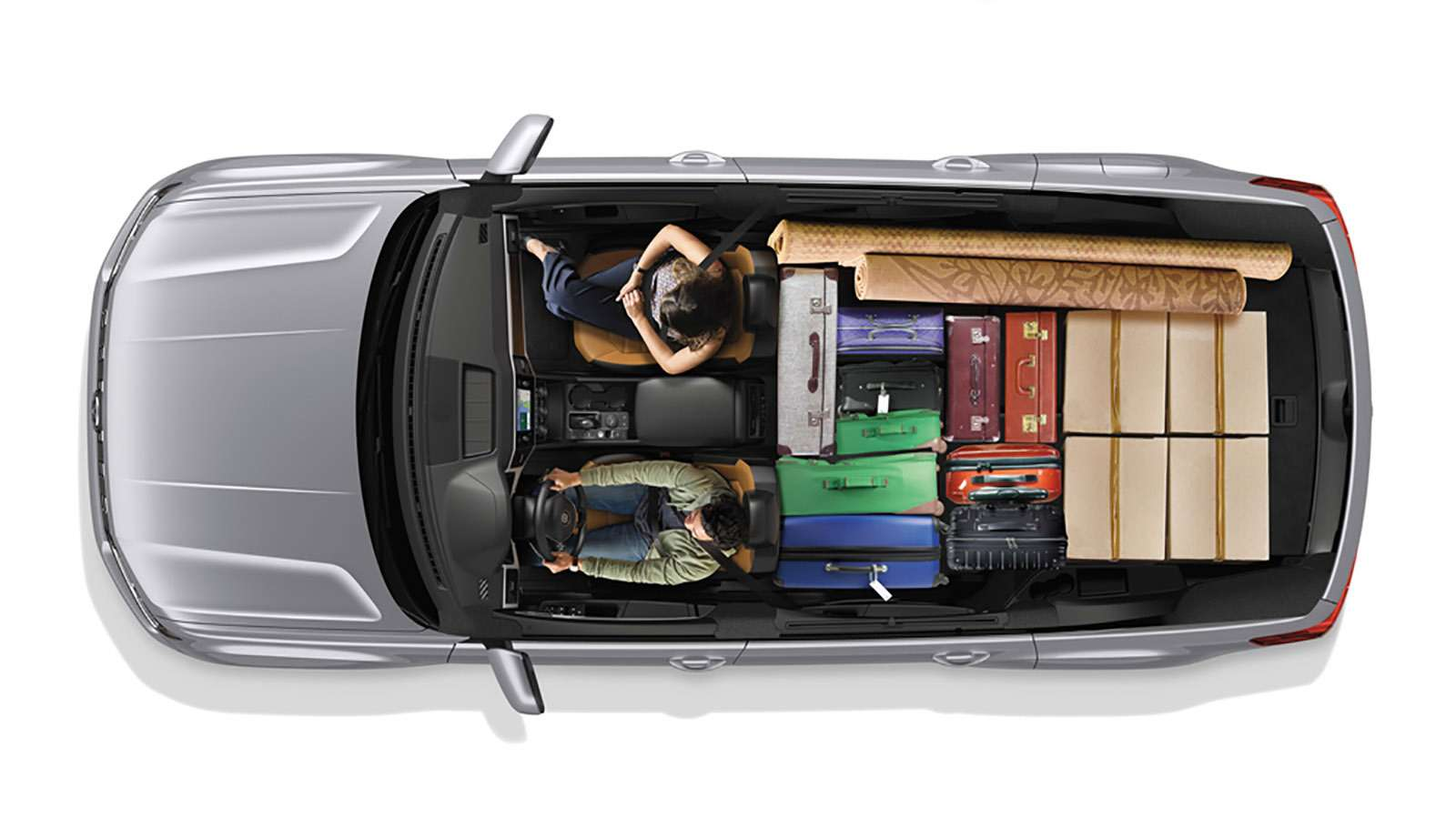 Volkswagen Teramont: оноказался дешевле конкурентов— фото 852959
