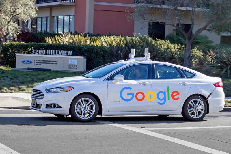 Google Ford