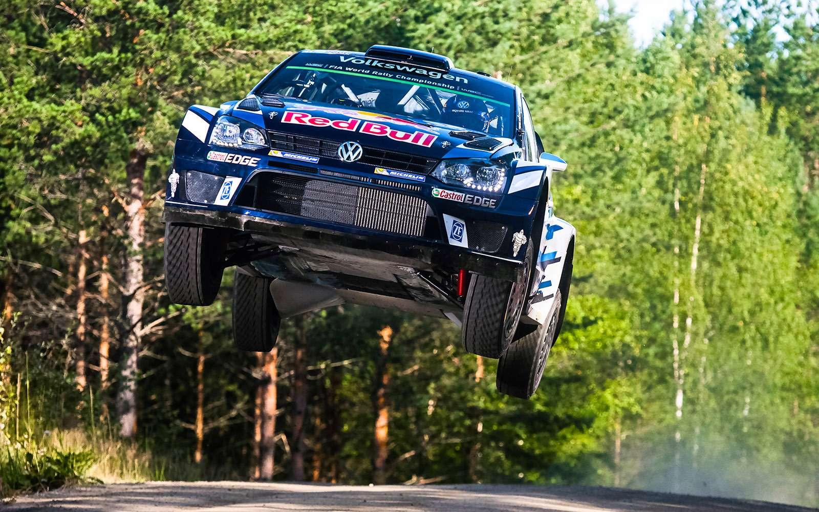 Финский этап WRC: прыгнуть выше головы— фото 627189
