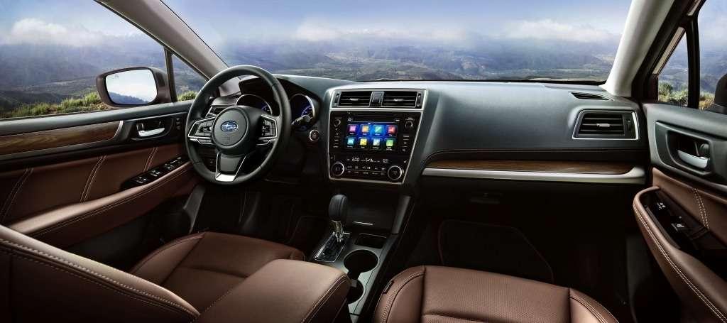 Клиент, не уйдешь: Subaru комплексно модернизировала Outback— фото 733283