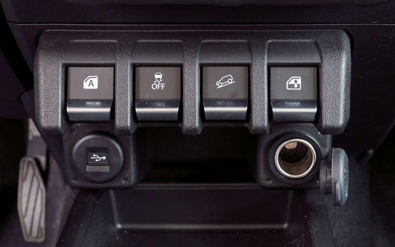Новый Suzuki Jimny: первый тест-драйв ивидео— фото 998211