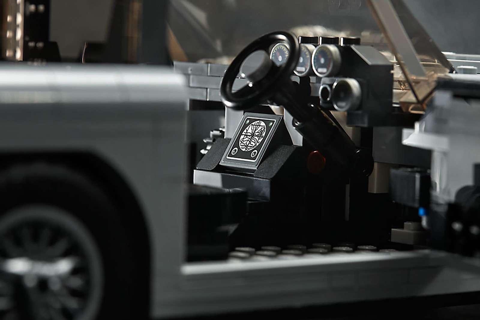 Хочешь машину как уДжеймса Бонда? Собери еесам!— фото 888211