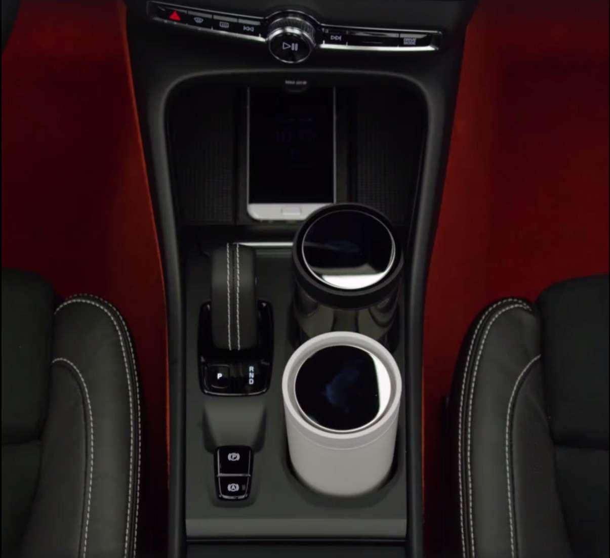 Кроссовер Volvo XC40 рассекретили допремьеры— фото 795212