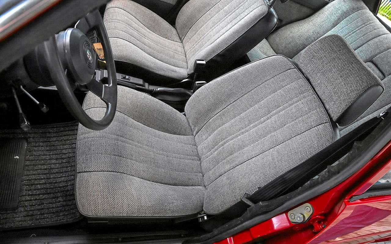 Машина комиссара Каттани— тест той самой Альфы— фото 1160807