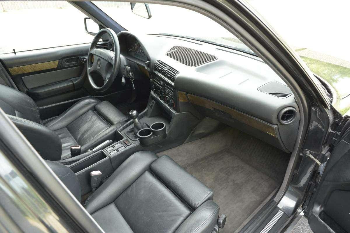 Демон ссекретом: что таит всебе классический BMW M5— фото 605069